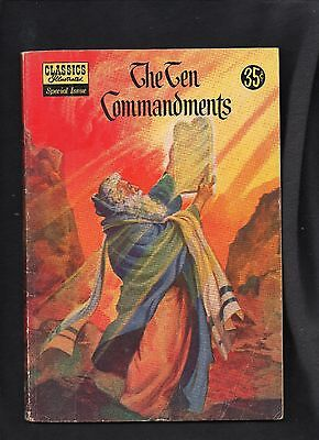 Classics Illustrated Special Issue #135A  G  (The Ten Commandments)