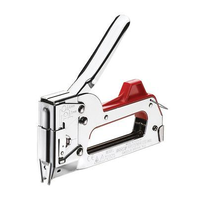 Arrow T2025 Dual Purpose DIY Staple Stapler Gun Wire Tacker Fastener