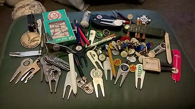 Large Job Lot of Ball Markers, Pencils, Pitch Mark Repairers etc added to daily