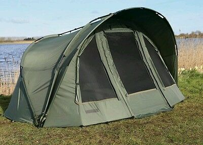 Fox Royale Classic 1 Man Bivvy With New Winter Wrap