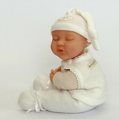 ANNE GEDDES DOLLS SELECTION FOR PLAY OR REBORN NEW IN BOX Great Gift WHITE BABY