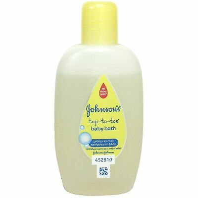 Johnson's Baby Top-To-Toe Bath 50ml