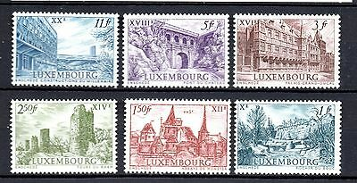 Luxembourg (321) 1963 Millenary of City of Luxembourg and Int. Philatelic Exhib
