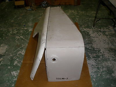 Nos Genuine Land Rover Series Ii Iia Complete Rh Wing Assy 330424 330436 330426