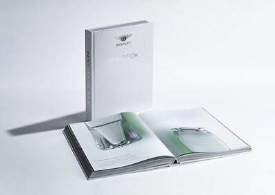 The Bentley Book [Hardcover] OEM BENTLEY ITEM *BRAND NEW* IN WRAPPING