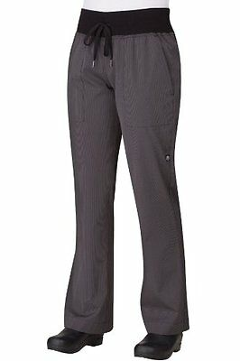 Chef Works Women's Comfi Chef Pant PW004 #6O2