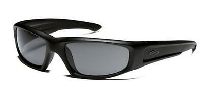 Smith Optics Hudson Tactical Sunglass with Black Frame (Gray Lens)