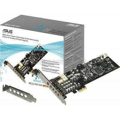 Asus DX 7.1 sound card