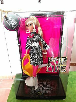 BARBIE POP LIFE BLOND NRFB - NUOVA - model muse doll collection Mattel
