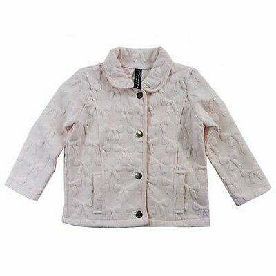 Baby / Toddler Girl's Jacket PETER MORRISSEY Size 000 - 2 years Girls Lined Pink