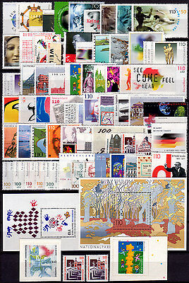 Germany: Year 2000 Complete Mnh**