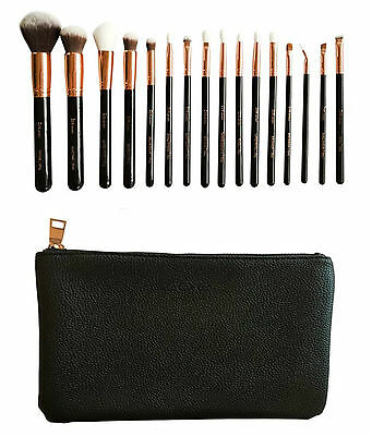 Pro Zoe London make up brush brushes set hogh qiality soft brushes best on ebay