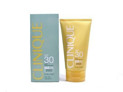 Clinique Solar Body Cream Spf30 150Ml