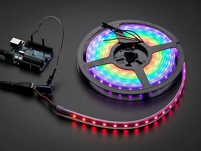 Adafruit NeoPixel Digital RGB LED Strip - White 60 LED [ADA1138]