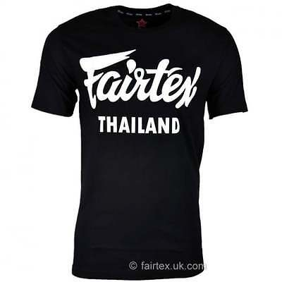 Fairtex Muay Thai Thailand T-Shirt - Black