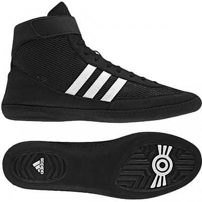 Adidas Boxing Combat Speed IV Boots  - Black