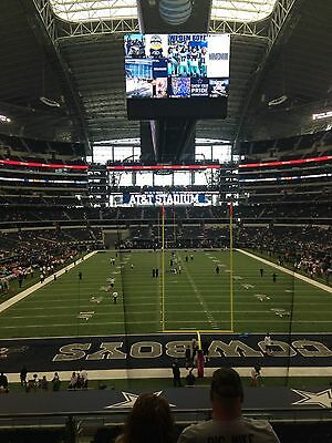 DALLAS COWBOYS  NFC CHAMPIONSHIP TICKET One (1) Lower Level  Sect 223 Row 4