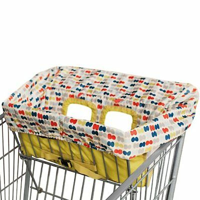 Skip Hop Shopping Cart and High Chair Cover