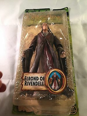Lord of The Rings Elrond of Rivendell Figurine The Fellowship of the Ring