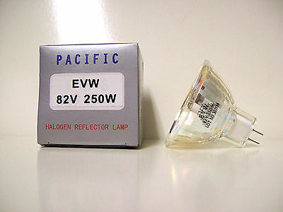 EVW Projector Projection Lamp Bulb 82V 250W PACIFIC BRAND