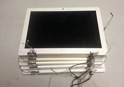 "Lot Of 6 Apple MacBook A1181 13.3"" Laptop Screen Top Case MC240LL/A May, 2009"