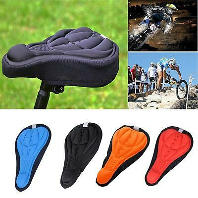 Bike MTB Saddle Cover Bicycle Cycle 3D Seat Cover Cushion Saddle Cover Pad FW