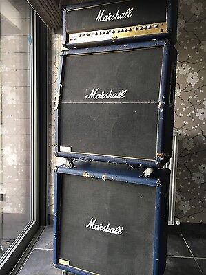 ☆ 1993 MARSHALL 6100 30th ANNIVERSARY 6960A CABINET from full stack☆