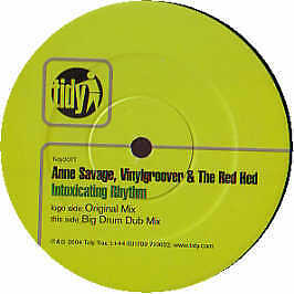 Anne Savage, Vinylgroover & The Red Hed - Intoxicating Rhythm Tidy Trax #138772