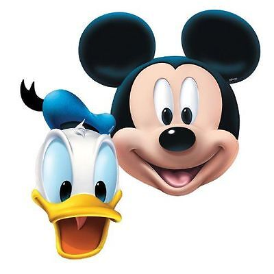 Amscan Disney Mickey Mouse Face Mask