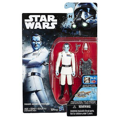 Star Wars Rogue One 3 3/4-Inch Action Figures Wave 3 GRAND ADMIRAL THRAWN