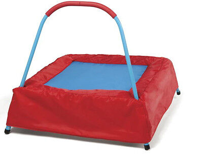 Mini Trampoline Children Gym Exercise Workout Indoor Outdoor Kid's Jumping Play