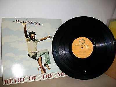LP Lee Scratch Perry - Heart Of The Ark Original Seven Leaves Uk Press NM