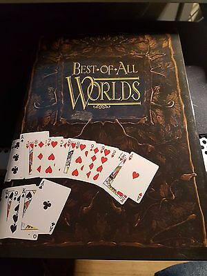 Best of All Worlds Magic Book NEW