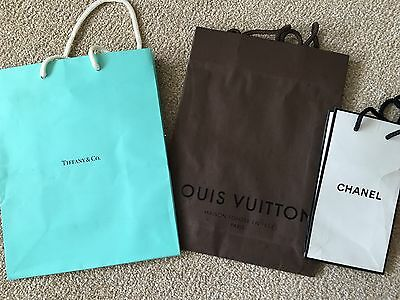 Tiffany Shopping Bag And 36 Others