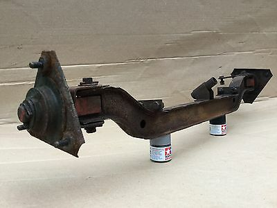 Austin J40 Or Pathfinder Pedal Car Original Early Front Axle Beam And Hubs Rare