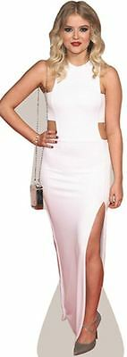 Lucy Fallon Cardboard Cutout (life size OR mini size). Standee. Stand Up.