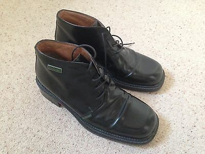 Lovely Ben Sherman Men's Black Boots Size 10 Great Condition