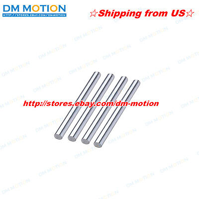 DIY Kossel Mendel Reprap 4Pcs SF8 Dia.8mm shaft 400mm Hardened Rod Ship from US