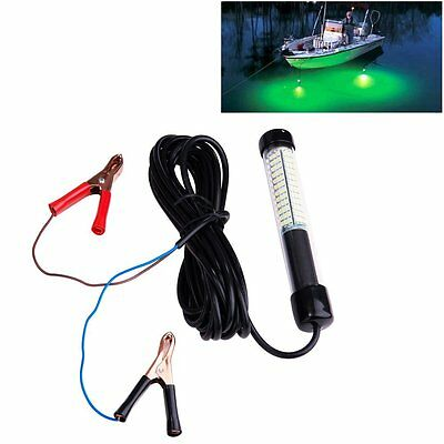 unique 12v white underwater led fishing light night boat attracts, Reel Combo