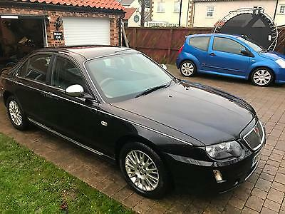 Rover 75 2.0 CDTi Connoisseur SE TURBO DIESEL   ONE PREVIOUS OWNER , LONG MOT