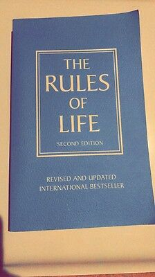 The Rules Of Life By Richard Templar Book