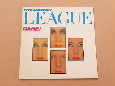 The Human League :  Dare ! / OIS