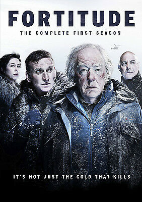 Fortitude The Complete First Season       Brand New Sealed Genuine Uk Dvd