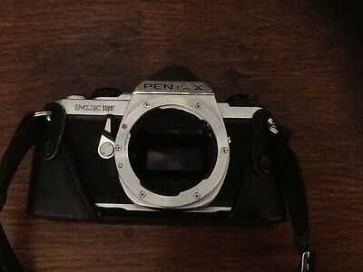 Pentax super ME ( Pentax 50mm lens listed separately )