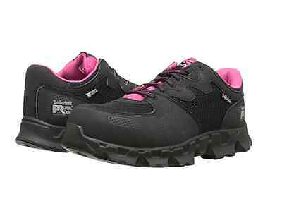 Timberland-PRO-Powertrain Women's Alloy Safety Toe ESD SD Work Shoes 092669