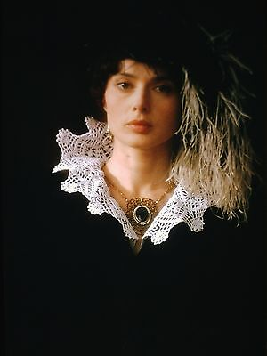 "ISABELLA ROSSELLINI in ""Immortal Beloved"" - Original 35mm COLOR PORTRAIT Slide"