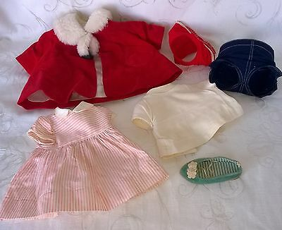 Vintage Tagged Mattel Chatty Cathy Clothing Lot $37.99
