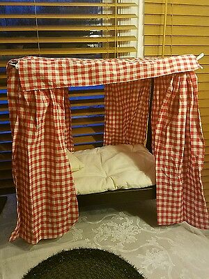 American Girl Felicity Canopy Bed