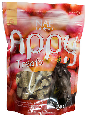 Natural Animal Feeds NAF Appy Treats 1kg