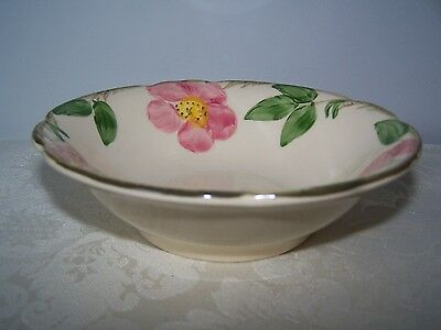 Franciscan Desert Rose Cereal / Soup Bowl Made In California Usa
